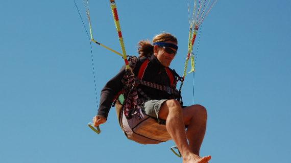 Namib gliding 1