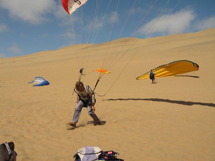 namib gliding swakopmund