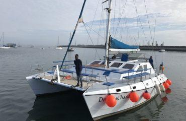 Catamaran Charters 1