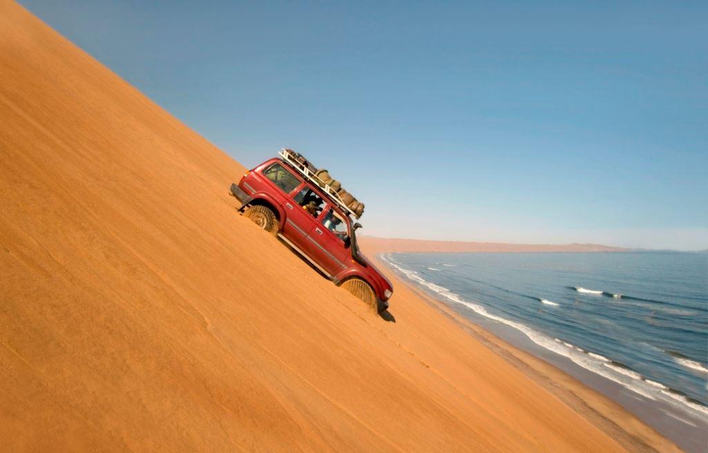 desert magic tours - namibia