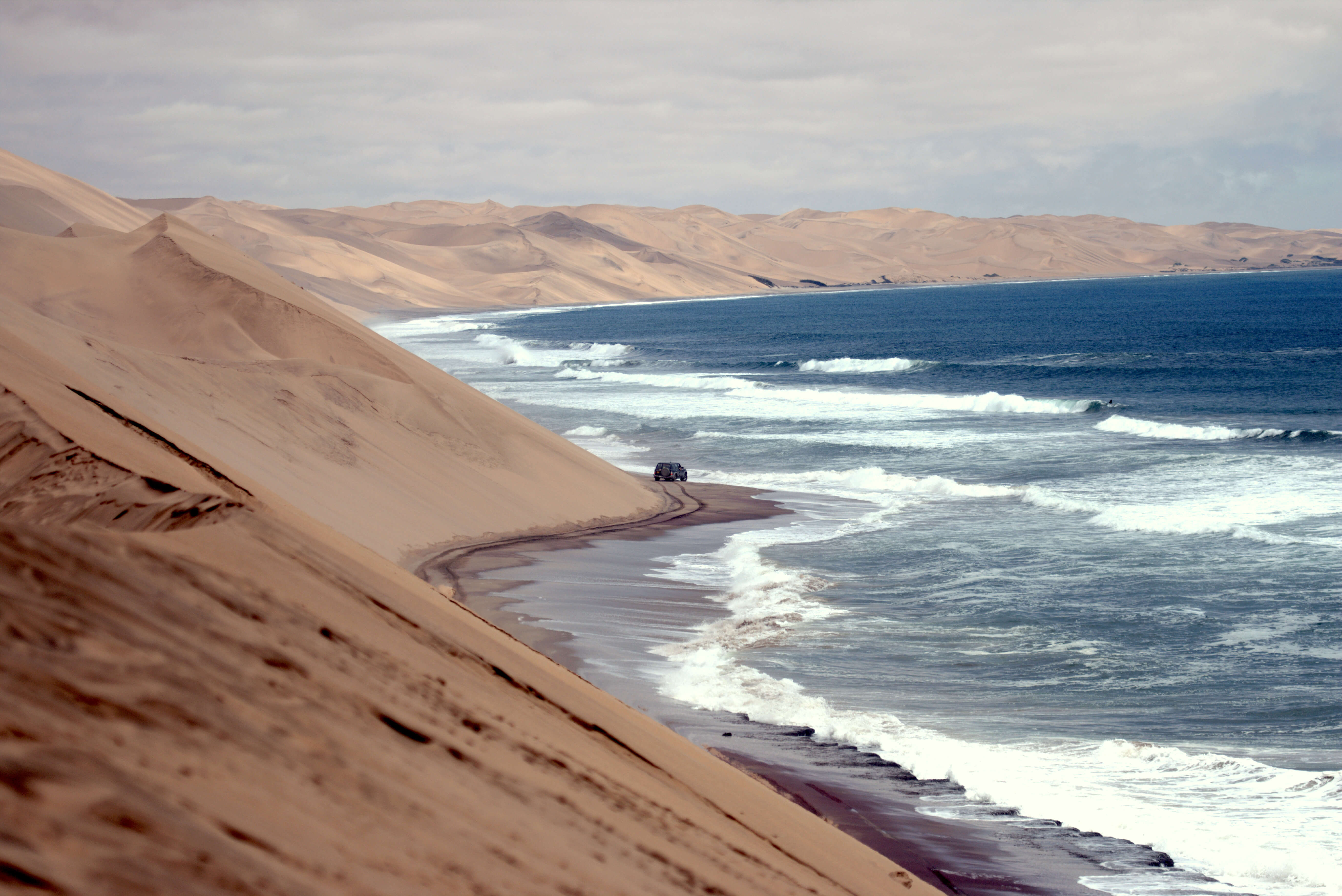 sandwich harbour 4x4 - namibia